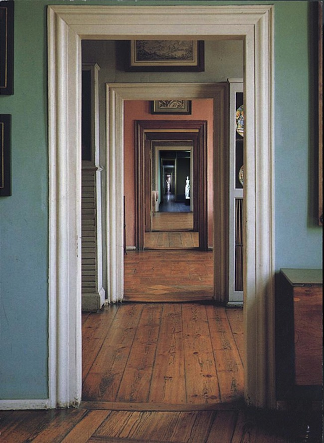 Barbara Bloom Goethe's Corridor, 1998