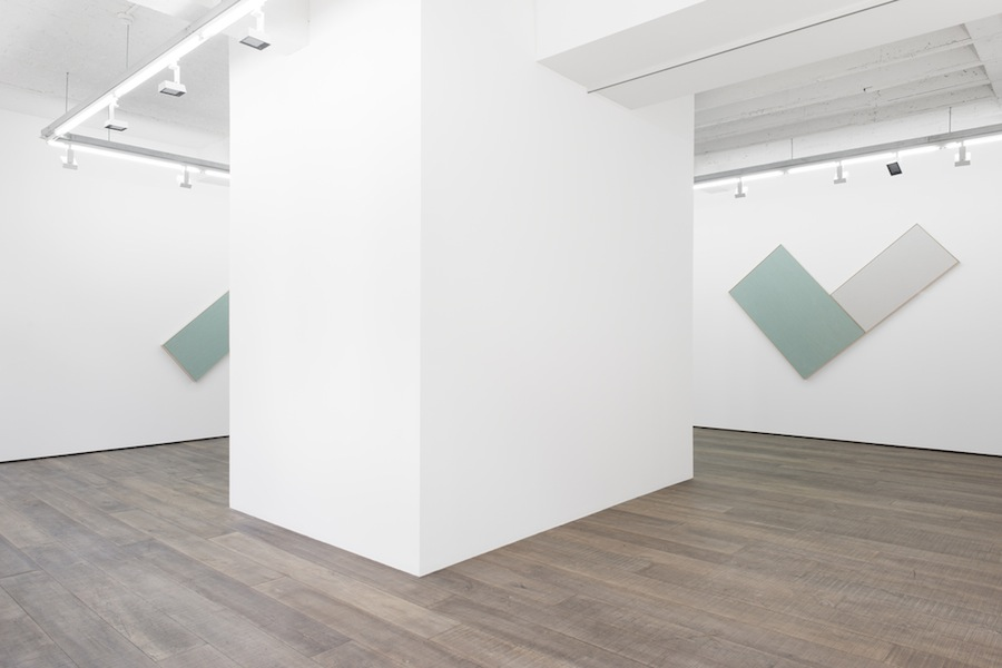 isaac-brest-Installation view from Thank You in Advance @ Rodolphe Janssen-1