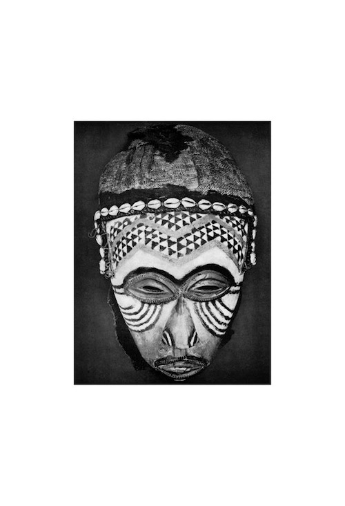 Sherrie Levine African Masks After Walker Evans- 1-24, 2014 Image 16