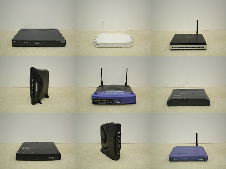 consortium slower internet - nodes - discarded consumer wifi routers