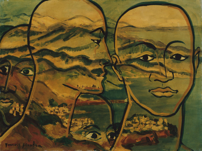 tetes-paysage-picabia