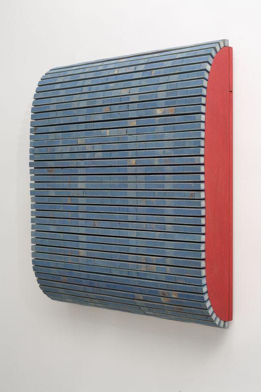 michaela-meise-Blende (rot-blau) - 2008