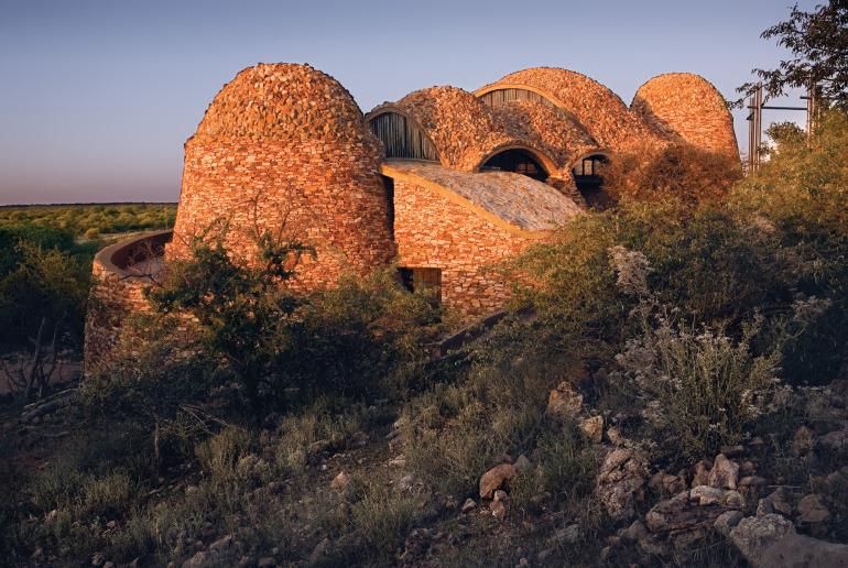 Obie Oberholzer.-Mapungubwe Interpretation Centre at Mapungubwe National Park in Limpopo, South Africa
