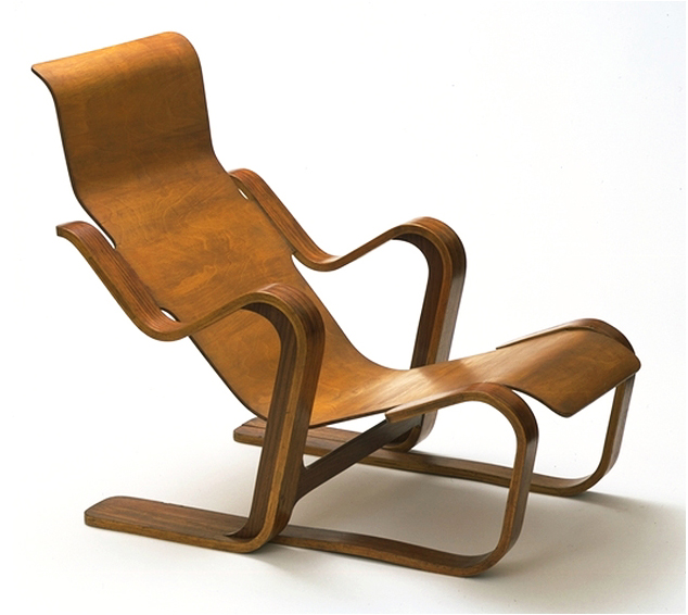 MarcelBreuer_Long_Chair for Isokon_1935