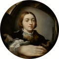 Parmigianino-Self-Portrait-in-a-Convex-Mirror-1524