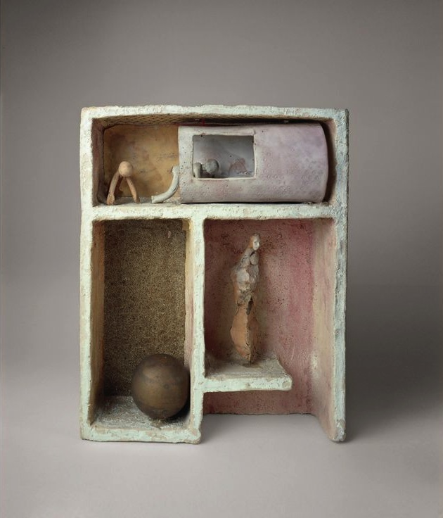 Fausto Melotti - A tentoni 1979
